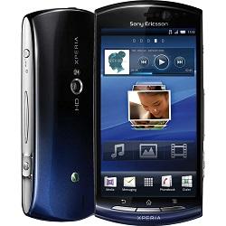 Usuñ simlocka kodem z telefonu Sony-Ericsson Neo V