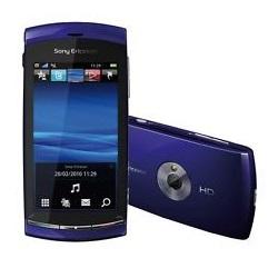 Usuñ simlocka kodem z telefonu Sony-Ericsson Vivaz 2
