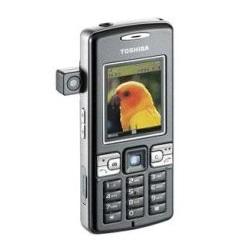 Usuñ simlocka kodem z telefonu Toshiba TS705