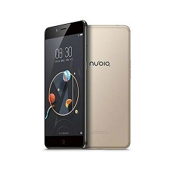 Usuñ simlocka kodem z telefonu ZTE Nubia N2