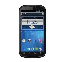 Usuñ simlocka kodem z telefonu ZTE Grand X IN
