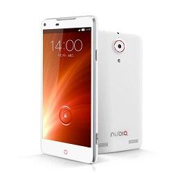 Usuñ simlocka kodem z telefonu ZTE Nubia Z5S