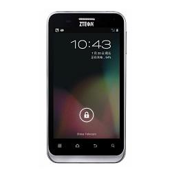 Usuñ simlocka kodem z telefonu ZTE N880E
