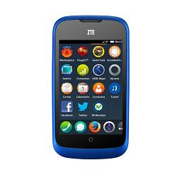 Usuñ simlocka kodem z telefonu ZTE ZTE OPEN