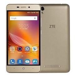 Usuñ simlocka kodem z telefonu ZTE Blade X3