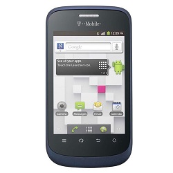 Usuñ simlocka kodem z telefonu ZTE V768